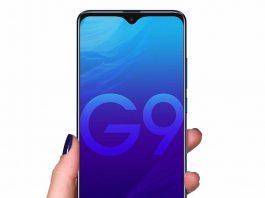 BLU G9 phone