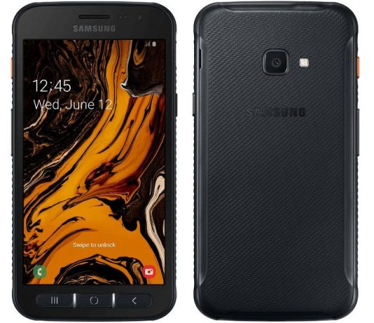 Samsung Galaxy XCover 4s specifications