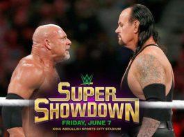WWE Super ShowDown date