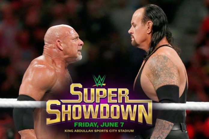 WWE Super ShowDown date