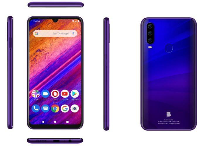 BLU G9 Pro phone