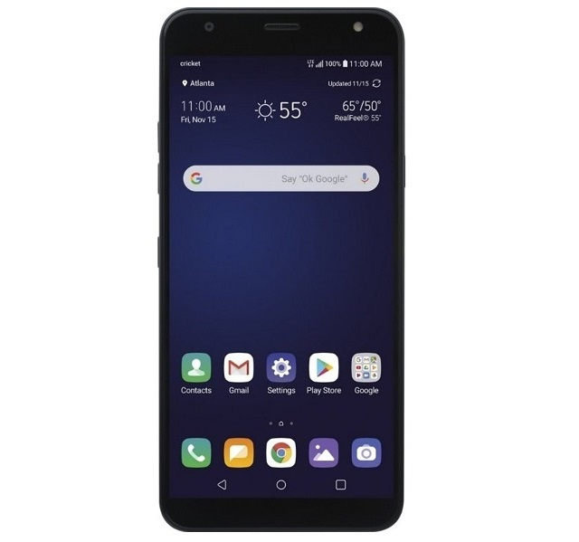 Cricket Wireless LG Harmony 3 specifications