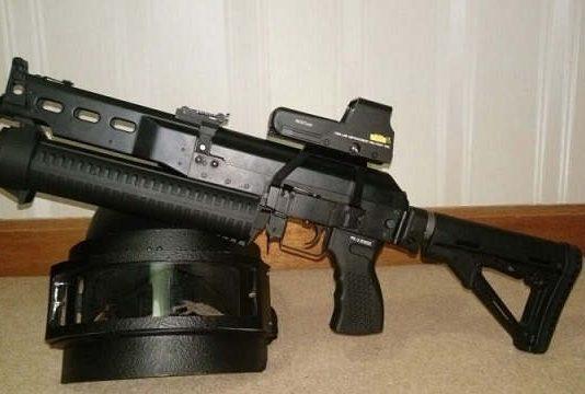 PUBG PP 19 Bizon gun