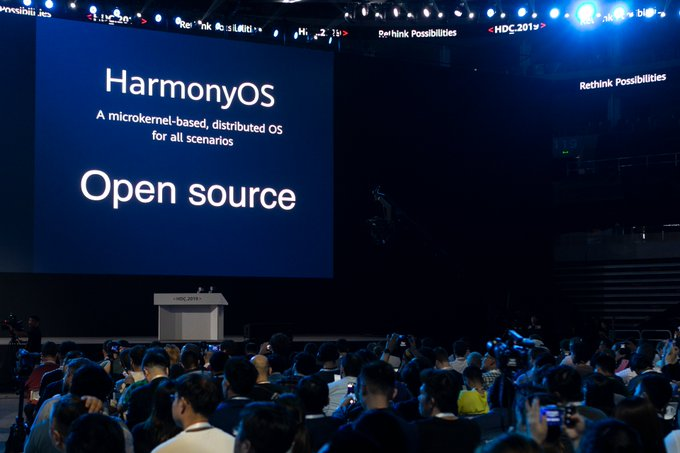 Huawei Harmony OS Open Source
