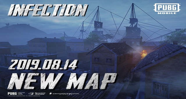 PUBG Infection mode map