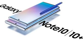 Samsung Galaxy Note 10 Note 10 Plus and Note 10 5G