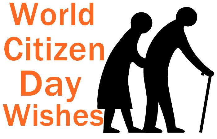 World Senior Citizen Day 2019 Wishes