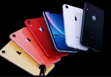 Apple Triple Camera phone