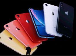 Apple Triple Camera phone
