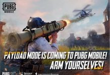PUBG Payload mode