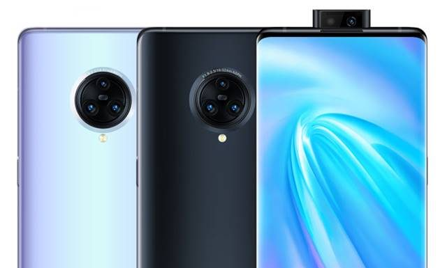 Vivo Nex 3 5G Android smartphones with 12 GB RAM
