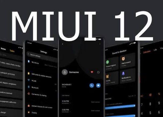 Xiaomi MIUI 12 update phones list