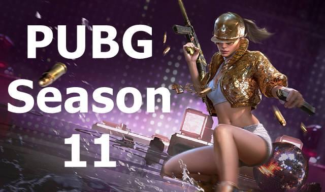 PUBG Season 11 update