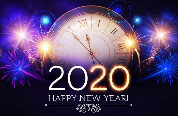 Happy New Year 2020 Images for Facebook WhatsApp