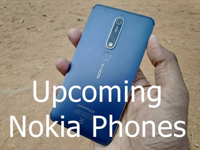 Upcoming Nokia Android Phones 2020