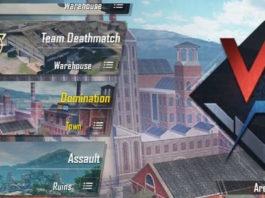 PUBG Domination map