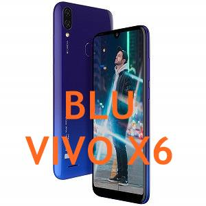 BLU VIVO X6 mobile phone
