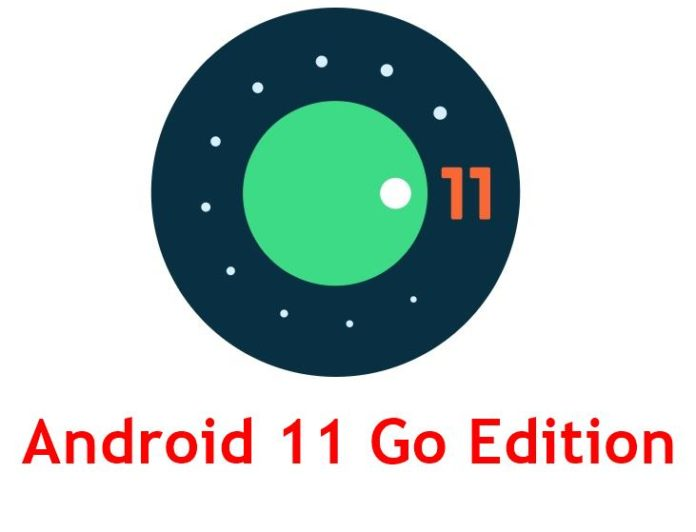 Android 11 Go Edition update