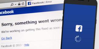 Facebook App Down, Facebook site offline