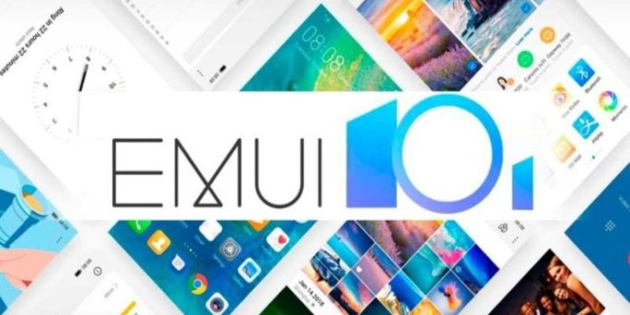 Huawei EMUI 10.1 update phones list