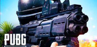 PUBG DBS Shotgun