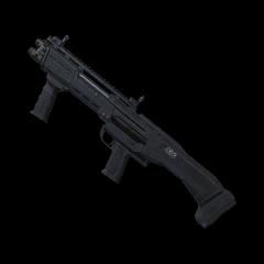 PUBG DBS Shotgun weapon