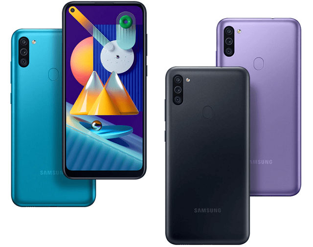 Samsung Galaxy M11 specifications