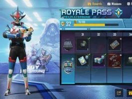 PUBG Royal Pass missions