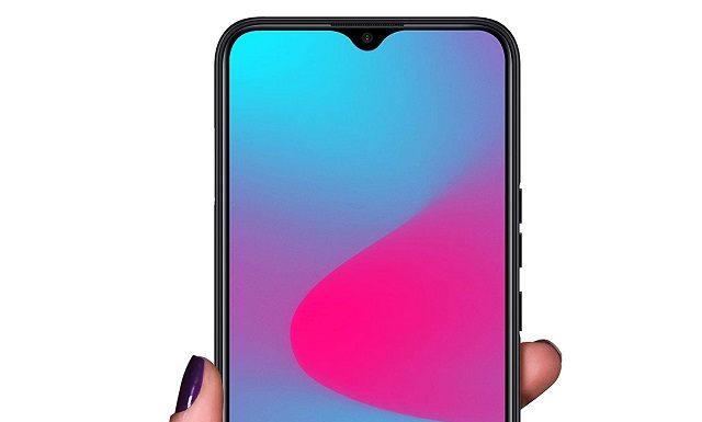 BLU G90 phone