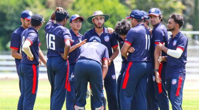 US Cricket Team squad